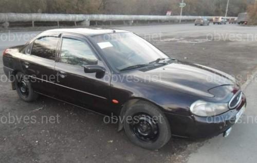 Дефлекторы окон Cobra Tuning Ford Mondeo II Sd/Hb 5d 1995-2001
