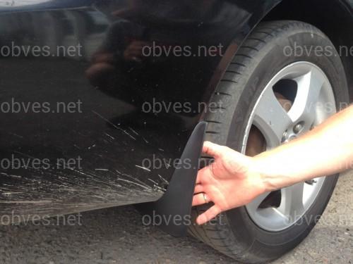 Брызговики Toyota Camry 30 2002-2005 (комплект 4шт)