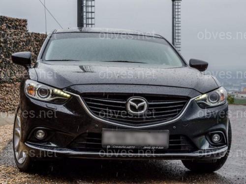 Передние фары Mazda 6 2013+ под ксенон