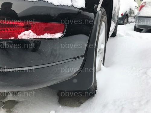 Брызговики Audi Q5 2009-2016 комплект 4 шт.