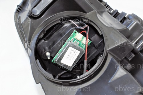 Передние LED фары для Volkswagen Golf 7 2012-
