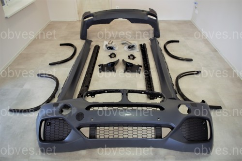 Комплект обвеса M-Tech для BMW X5 F15