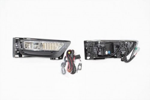 Комплект противотуманных фар Honda Accord CL9 2013-2015 до рестайлинга