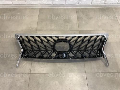 Решетка радиатора TRD Lexus LX 570 рестайлинг 2012-2015